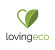 loving eco logo