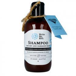Make me Bio Delikatnie pieniący się szampon do włosów suchych i zniszczonych ważność 10.2018