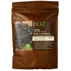 100% Naturalny kawowy peeling do twarzy i ciała – Coffee & Chocolate