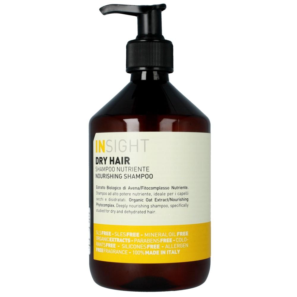 DRY HAIR – Odżywczy szampon do włosów suchych 400ml