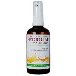 Polny Warkocz – Hydrolat Malinowy na bazie wody aloesowej