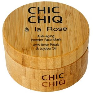 A la Rose – odmładzająca i upiększająca maseczka do twarzy