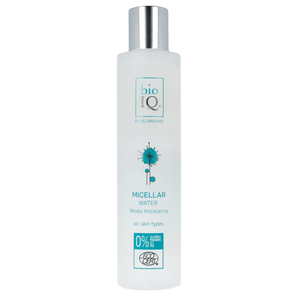 BIO IQ – Naturalna i Organiczna Woda Micelarna – Pure Organic