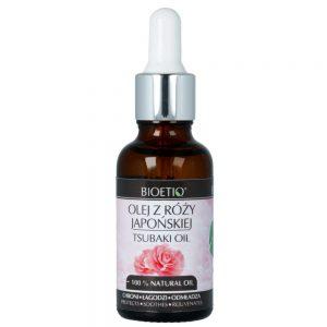 BIOETIQ -100% Naturalny olej z róży japońskiej    30ml