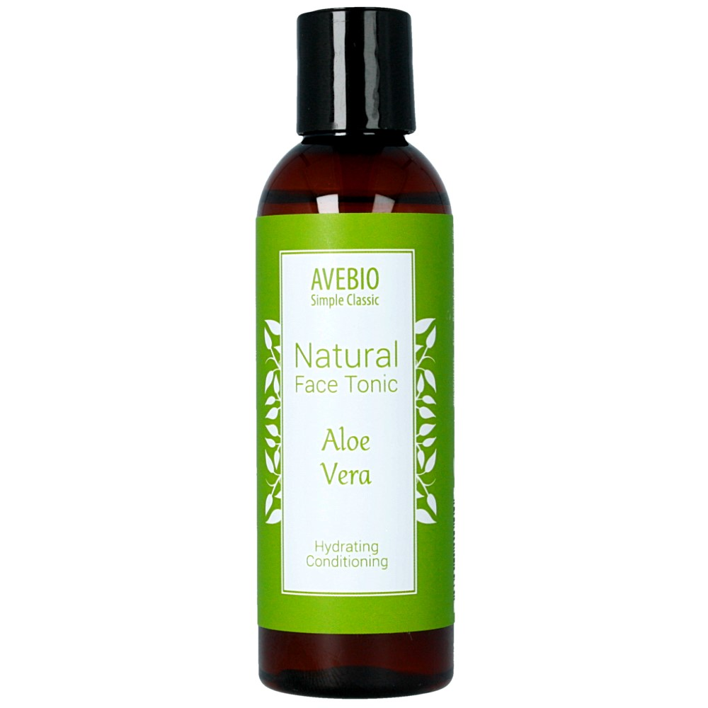 Avebio -Naturalny tonik aloesowy  do twarzy 100ml