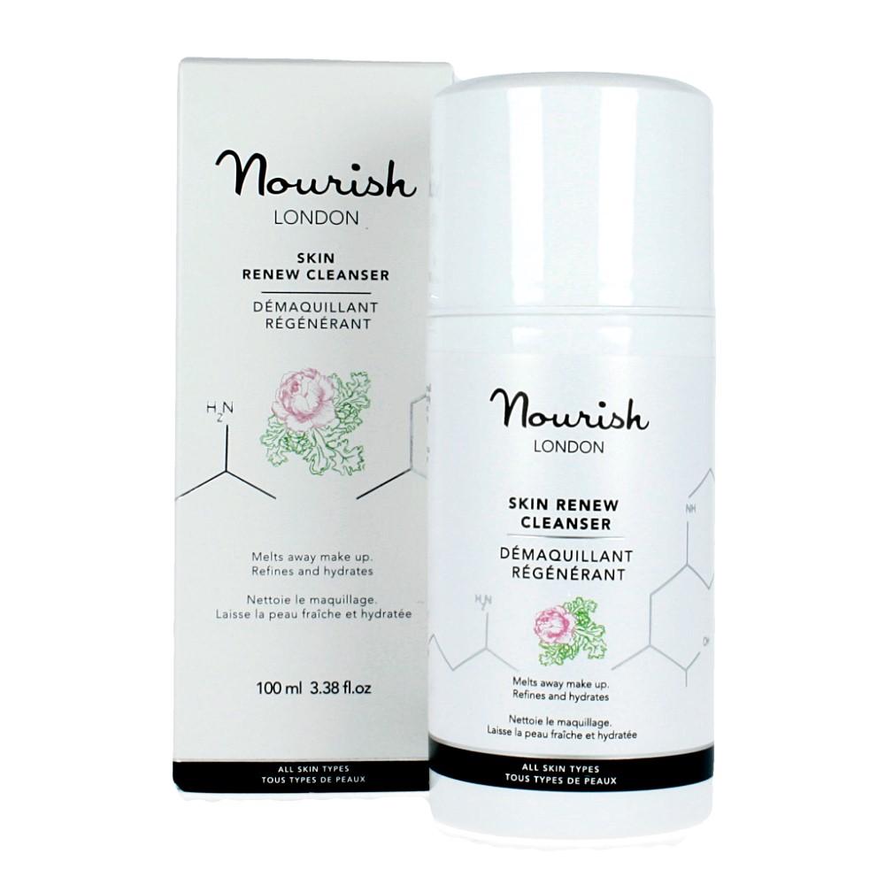 Skin Renew Cleanser – odżywcza emulsja oczyszczająca z jarmużem