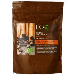 100% Naturalny kawowy peeling do twarzy i ciała – Coffee & Cinnamon