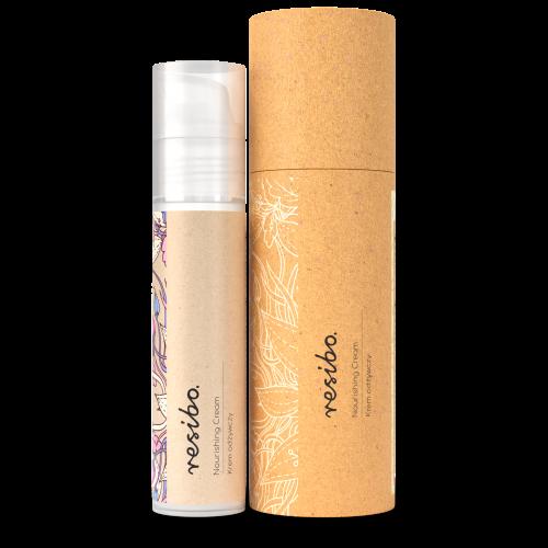 RESIBO – Naturalny odżywczo regenerujący krem do twarzy