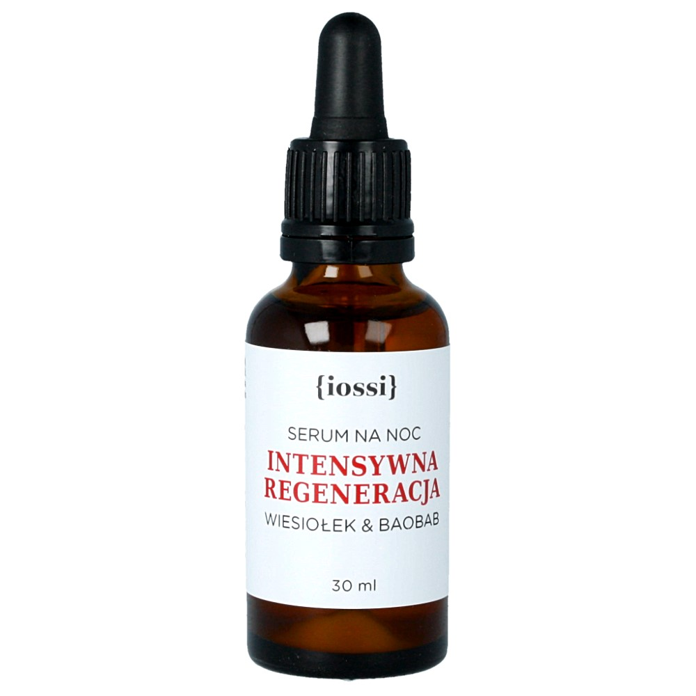 IOSSI -Serum na noc – intensywna regeneracja
