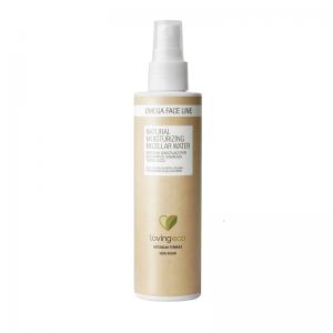Loving Eco – OMEGA FACE – Naturalny nawilżający płyn micelarny do demakijażu twarzy i oczu 200ml