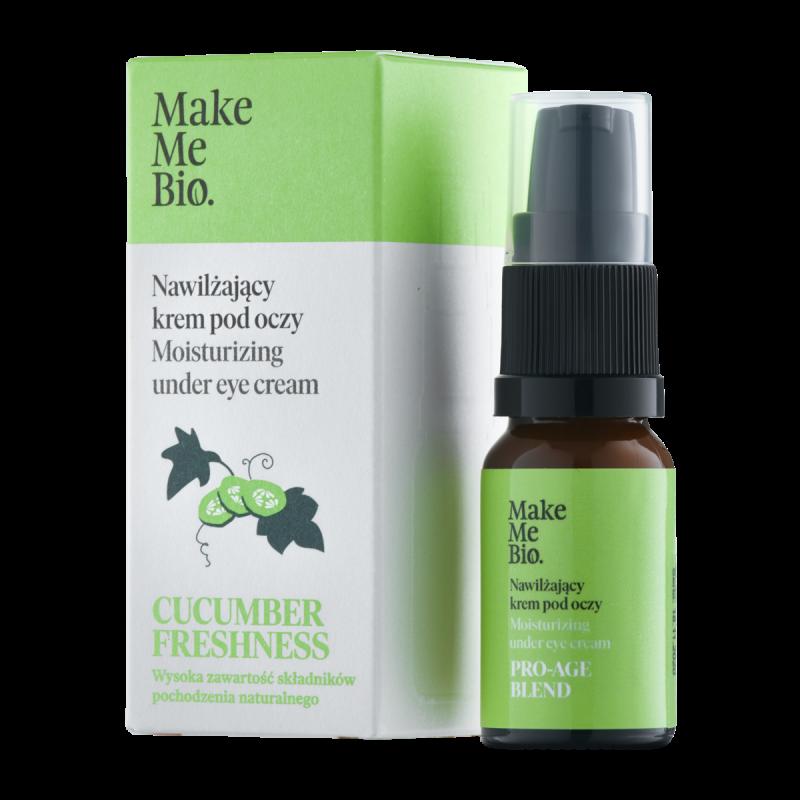 Make Me Bio – Cucumber Freshness – Nawilżający Krem pod Oczy 10ml