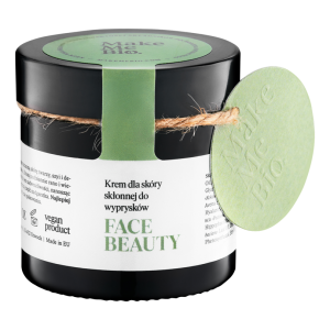 Make me Bio – Face Beauty – Krem dla Skóry Skłonnej do Wyprysków 60ml
