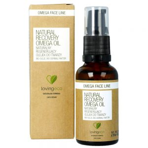OMEGA FACE – Regenerujący olejek do twarzy