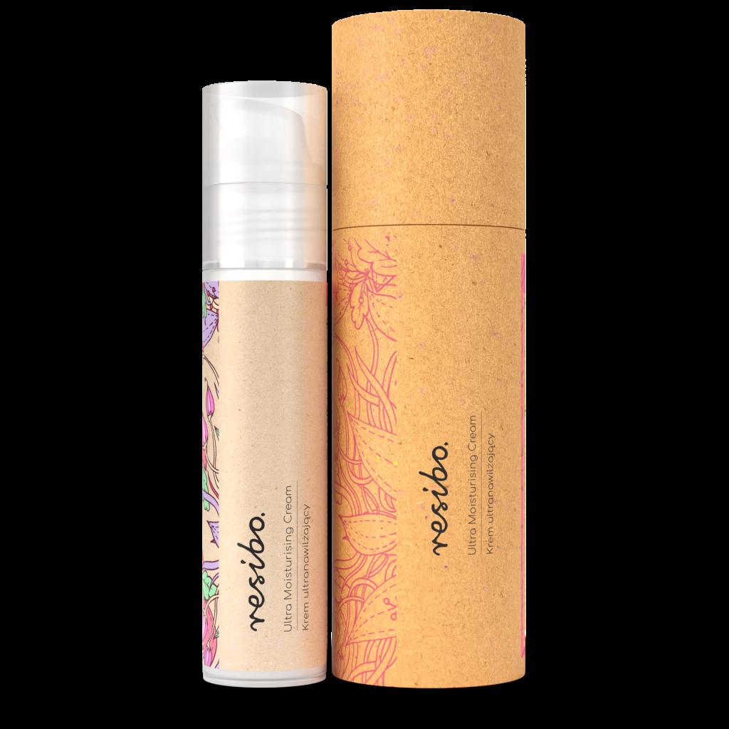 RESIBO – Naturalny krem ultranawilżający do twarzy