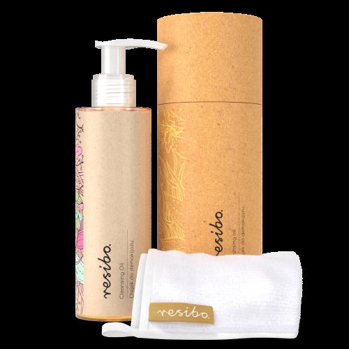 RESIBO – Naturalny olejek do demakijażu