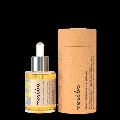 RESIBO – Naturalne wygładzające serum do twarzy 30ml
