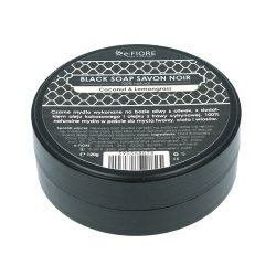 E-FIORE – Mydło SAVON NOIR Kokosowe z trawą cytrynową