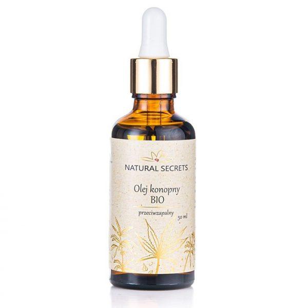 Natural Secrets - Naturalny olej z rokitnika do twarzy i ciała, 50ml