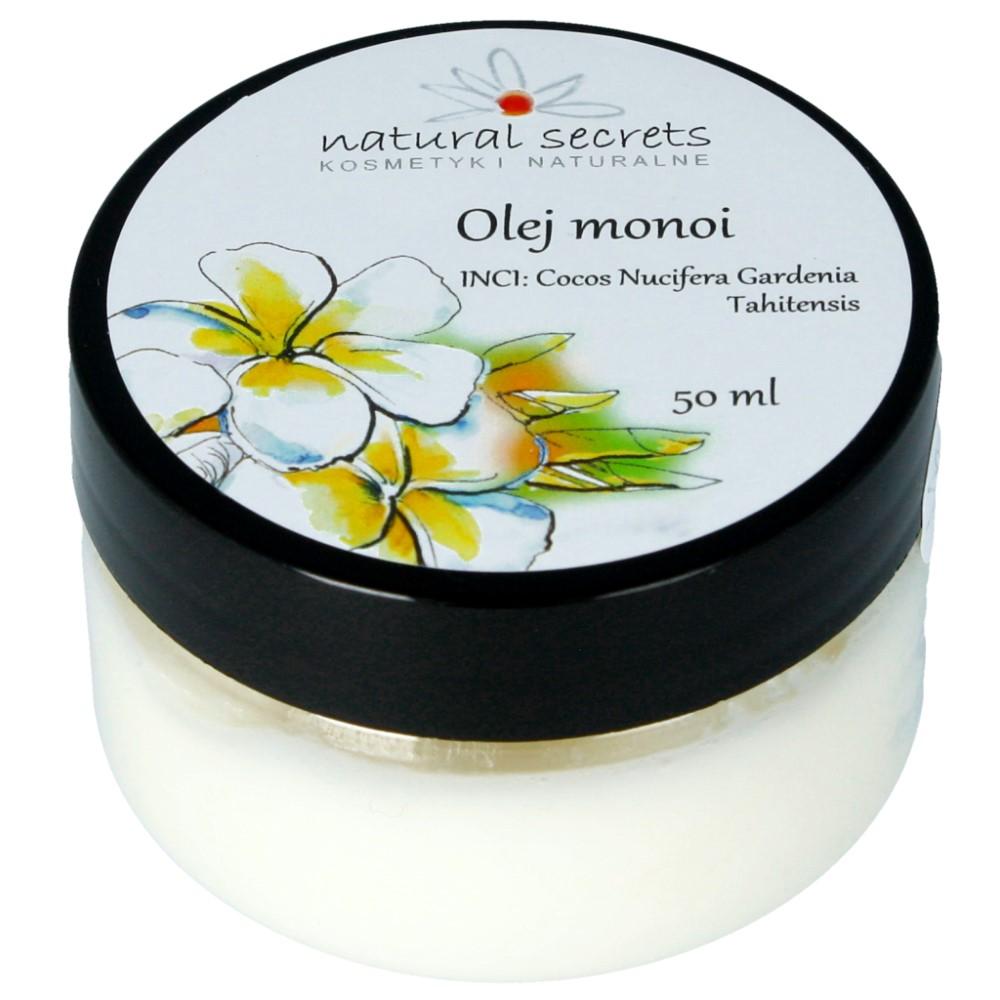 Naturalny olej manoi do twarzy i ciała 50ml