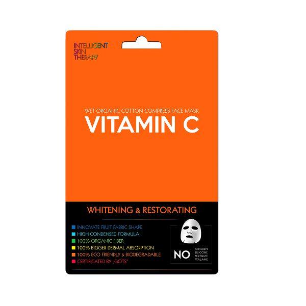 INTELIGENT SKIN THERAPHY – Maska z aktywną witaminą C