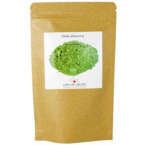 naturalna glinka zielona — 100g