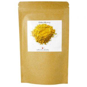 Naturalna żółta glinka — 100g