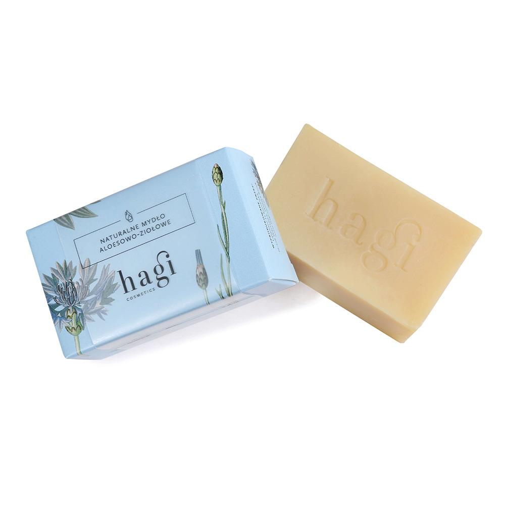HAGI – Naturalne mydło aloesowo-ziołowe