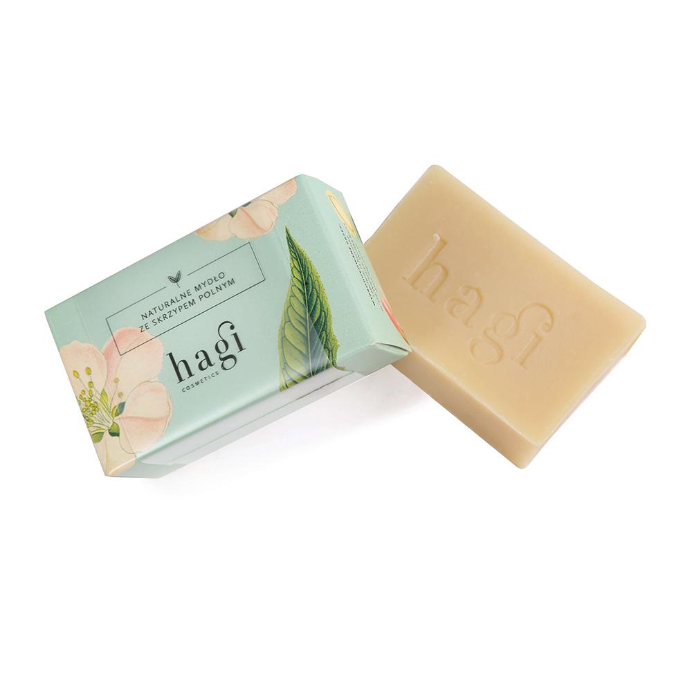 HAGI – Naturalne mydło ze skrzypem polnym