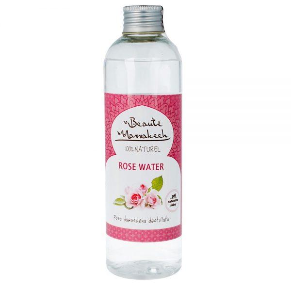 Beaute Marrakesh – 100% Naturalna woda różana – z róży damasceńskiej 250ml