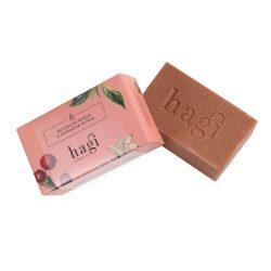 HAGGI – Naturalne mydło z czerwoną glinką