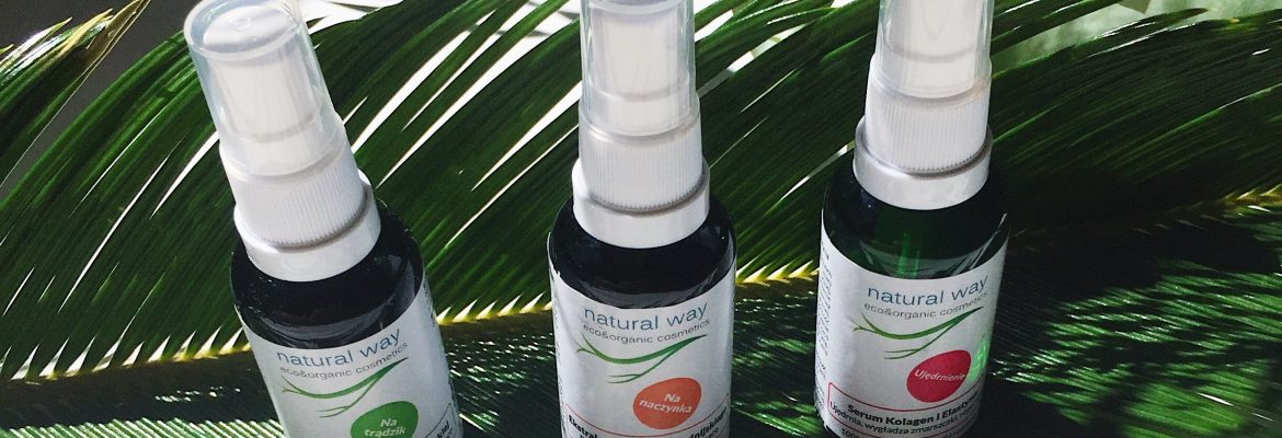 NATURAL WAY – Nowa marka w Cosmetin