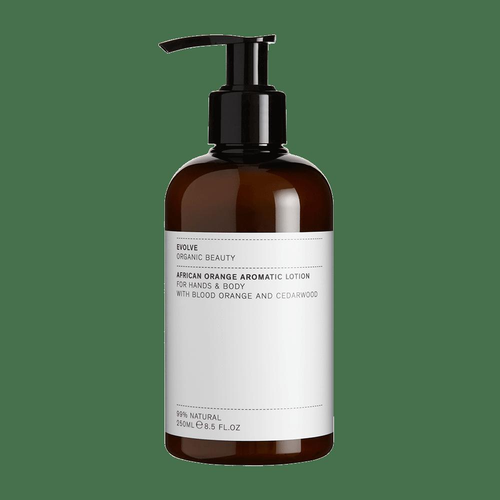 EVOLVE ORGANIC – African Orange Aromatyczny balsam do ciała z aloesem i cedrem