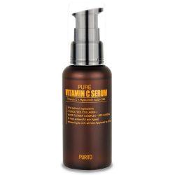 PURITO Pure Vitamin C Serum – przeciwzmarszczkowe serum z wit.C