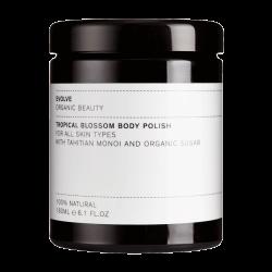 EVOLVE ORGANIC – Tropical Blossom Body Polish – Tropikalny Peeling do Ciała