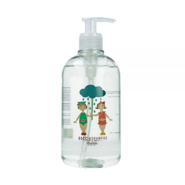 Bubble&CO – Organiczny Płyn do Mycia Ciała i Włosów dla Dzieci 500 ml