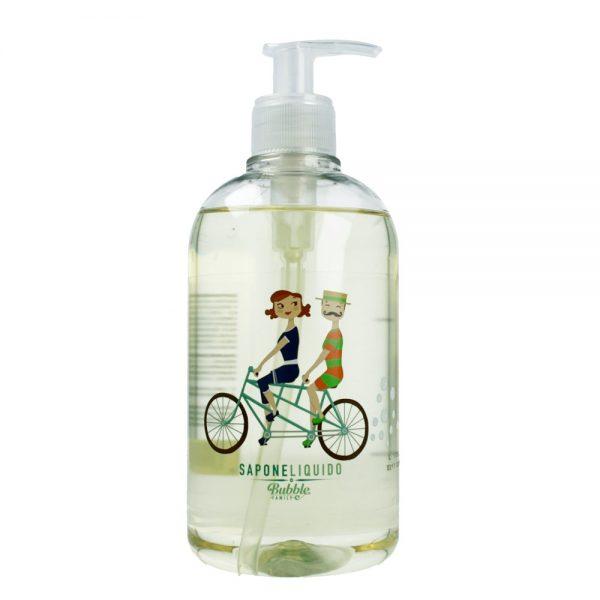 Bubble&CO – Organiczne Mydło w Płynie dla Całej Rodziny 500 ml