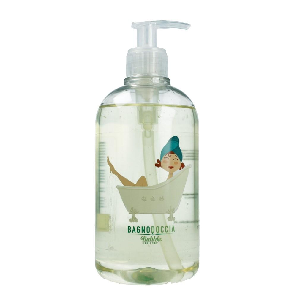 Bubble&CO – Organiczny Płyn do Kąpieli dla Całej Rodziny 500 ml