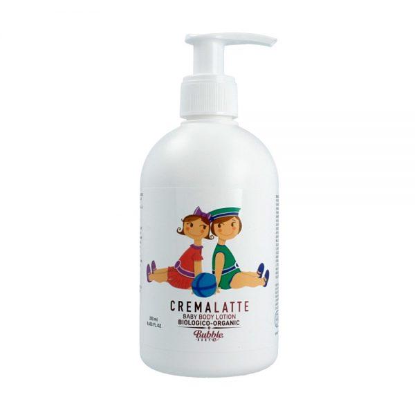 Bubble&CO – Organiczny Balsam Nawilżający do Ciała dla Dzieci 250 ml