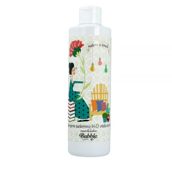 Bubble&CO – Organiczny Łagodzący Płyn do Mycia Ciała dla Dzieci i Mam