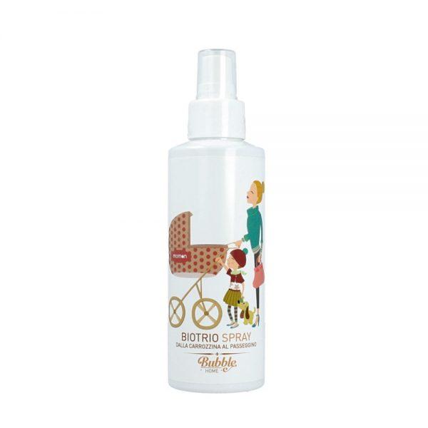 Bubble&CO – Naturalny Spray Dezynfekujący, Relaksujący i Odstraszający Komary dla Dzieci 100 ml