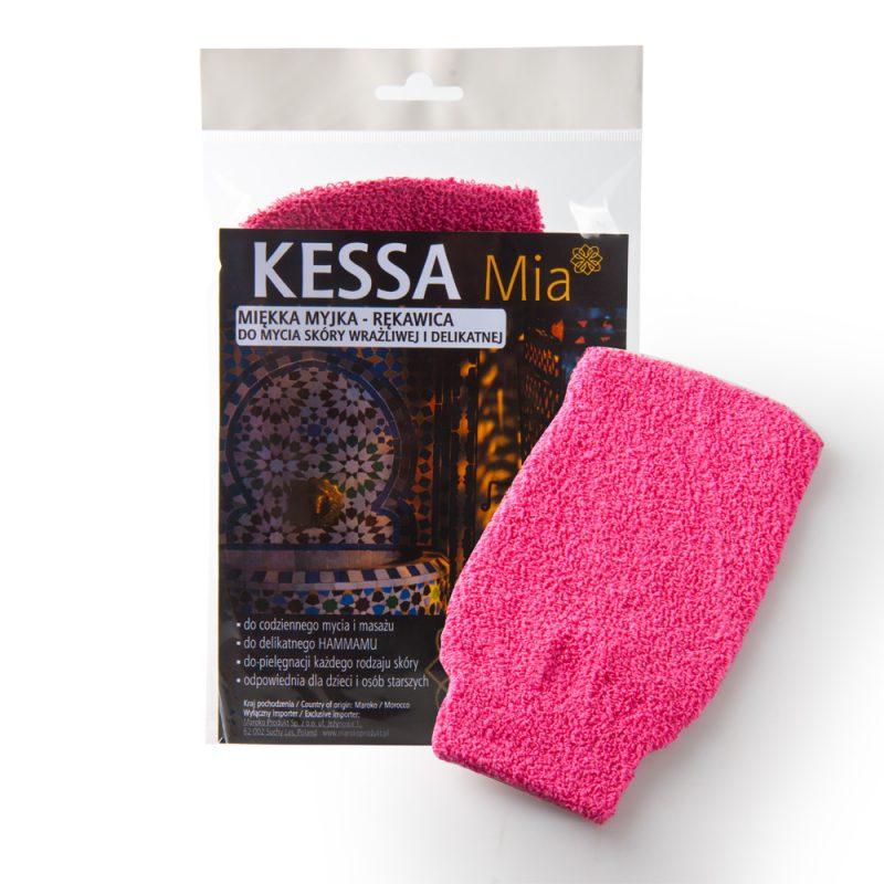 Beaute Marrakech – Rękawica Kessa -delikatna myjka do mycia ciała