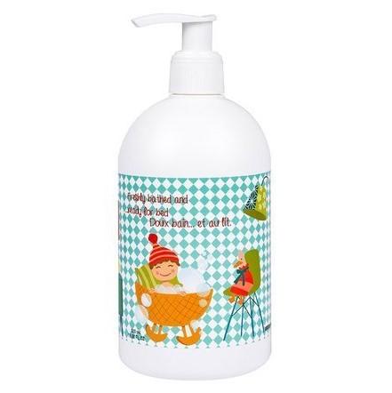 Bubble&CO – Organiczny Relaksujący Płyn do Kąpieli dla Dzieci