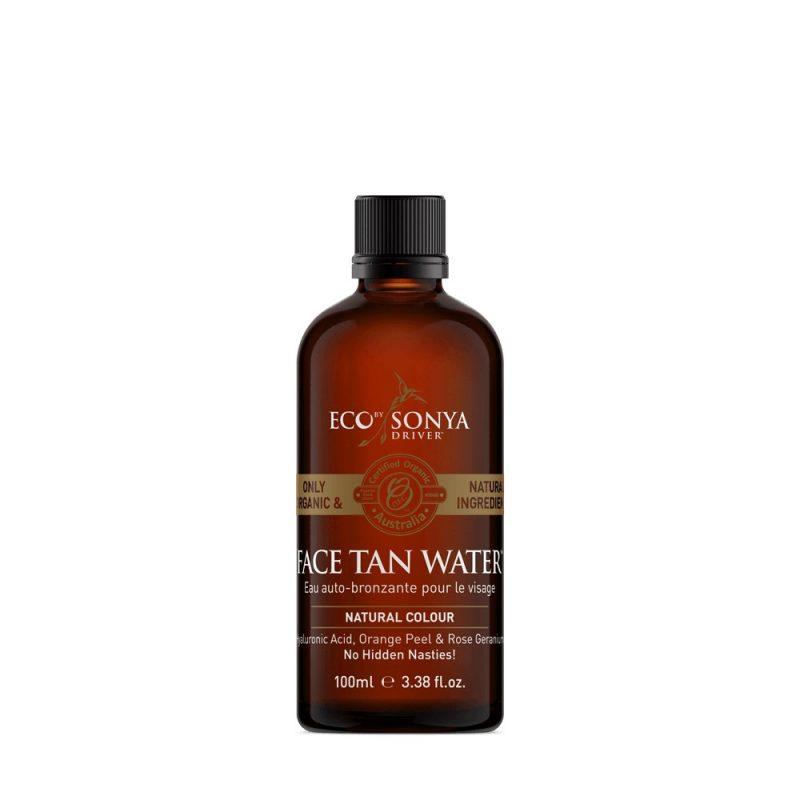Eco by Sonya – Face Tan Water organiczny samoopalacz do twarzy