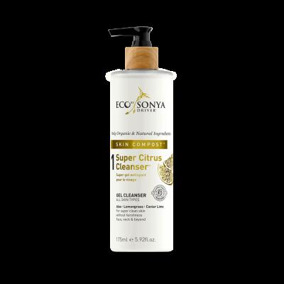 Eco by Sonya – Super Citrus Cleanser – organiczny oczyszczający żel do twarzy