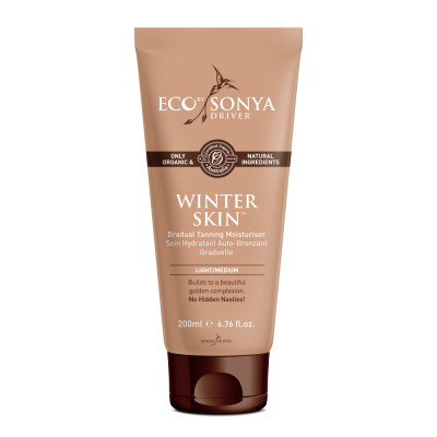 Eco by Sonya – Winter Skin – organiczny brązujący balsam do ciała, samoopalacz
