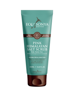 Eco by Sonya – Pink Himalayan Salt Scrub – peeling do ciała