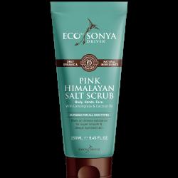 Eco by Sonya – Pink Himalayan Salt Scrub – peeling do ciała