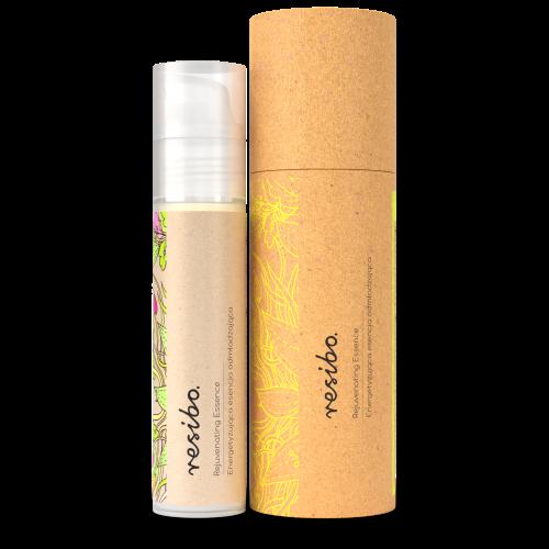 Resibo – Rejuvenating Essence Energetyzująca esencja odmładzająca do twarzy