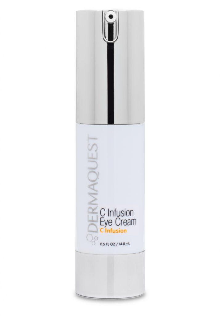 Dermaquest – C Infusion Eye Cream Krem pod oczy z witaminą C i kwasem hialuronowym