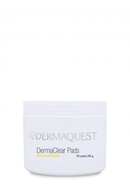 Dermaquest – DermaClear Pads – Seboregulujący domowy peeling chemiczny